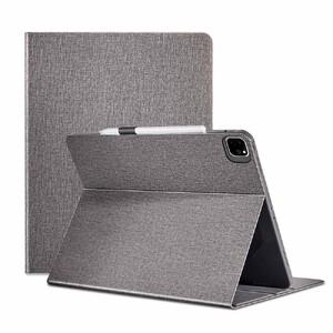 """Купить Чехол-книжка с держателем для Apple Pencil ESR Urban Premium Gray для iPad Pro 12.9"""" M1 (2021)"""