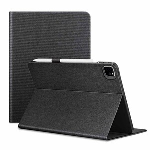 """Купить Чехол-книжка с держателем для Apple Pencil ESR Urban Premium Black для iPad Pro 12.9"""" M1 (2021)"""