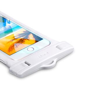Купить Водонепроницаемый чехол ESR Waterproof Case White для смартфонов до 6″