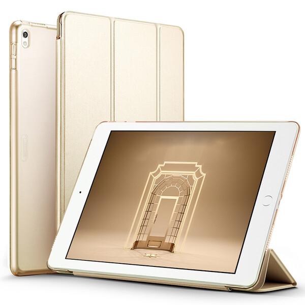 "Кожаный чехол ESR Yippee Color Champagne Gold для iPad Pro 10.5"""