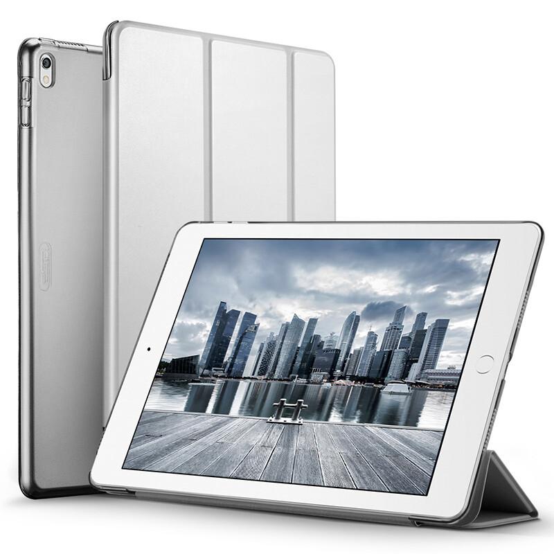 """Кожаный чехол ESR Yippee Color Grey для iPad Pro 10.5"""""""