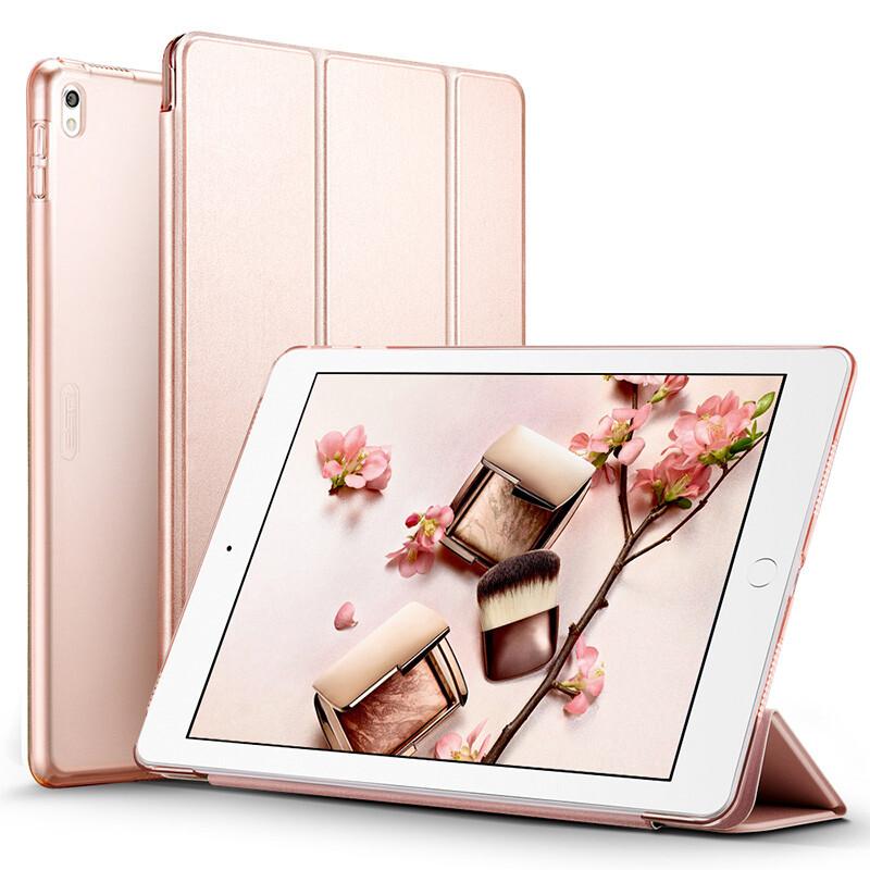 """Кожаный чехол ESR Yippee Color Rose Gold для iPad Pro 10.5"""""""