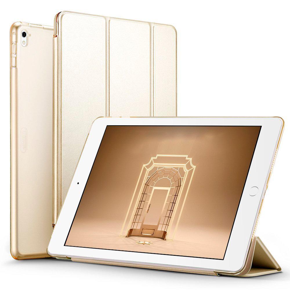 "Купить Кожаный чехол ESR Yippee Color Champagne Gold для iPad 9.7"" (2017   2018)"