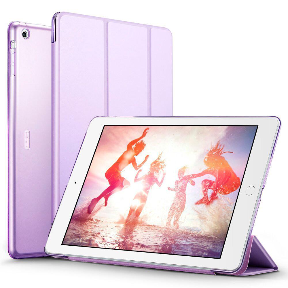 "Кожаный чехол ESR Yippee Color Fragrant Lavender для iPad 9.7"" (2017 | 2018)"