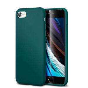Купить Зеленый силиконовый чехол ESR Yippee Color Pine Green для iPhone 7 | 8 | SE 2 (2020)