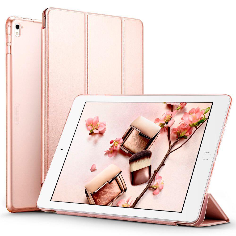 """Кожаный чехол ESR Yippee Color Rose Gold для iPad 9.7"""" (2017   2018)"""