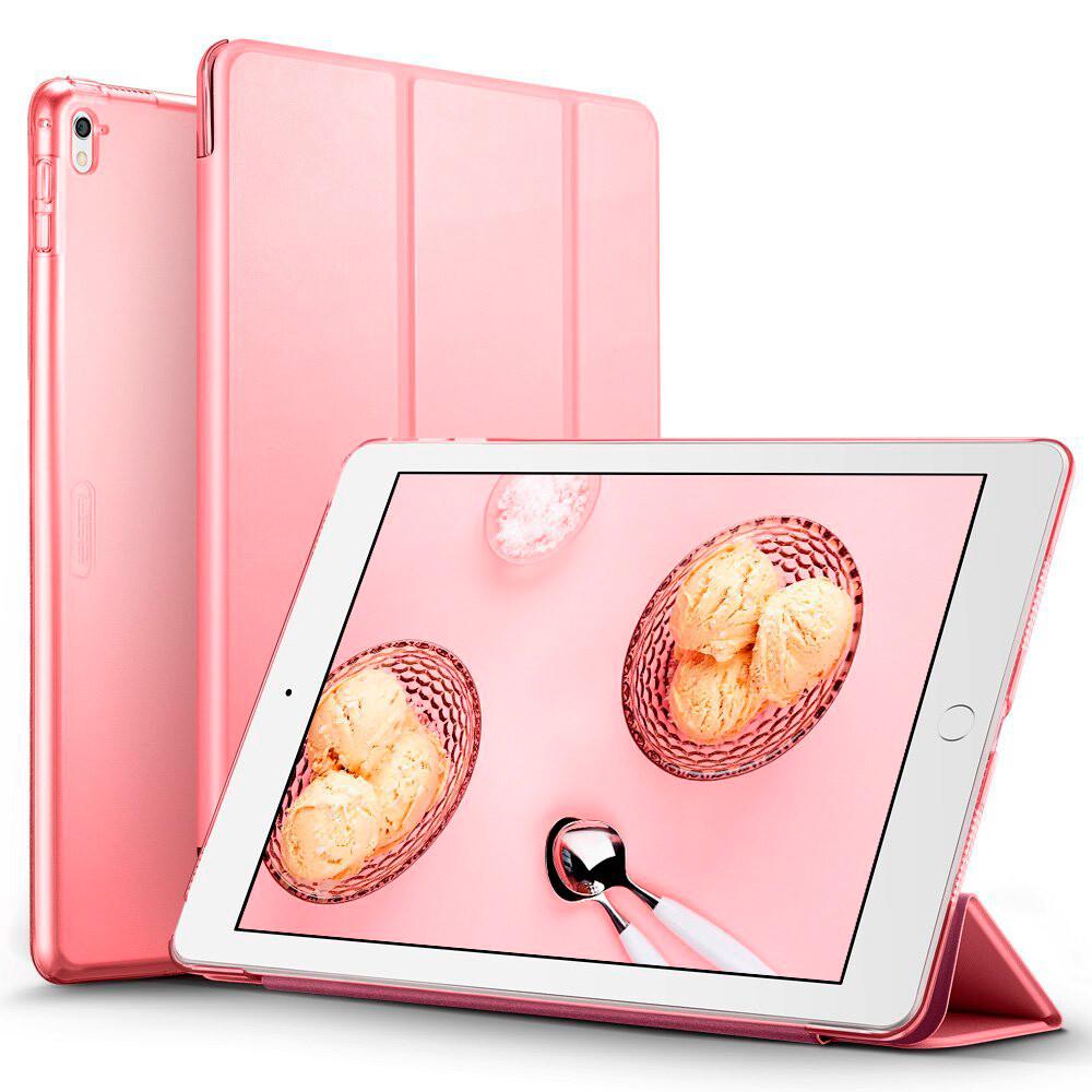 "Кожаный чехол ESR Yippee Color Sweet Pink для iPad 9.7"" (2017 | 2018)"
