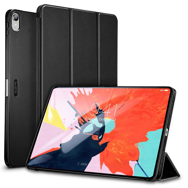 "Чехол ESR Yippee Color Trifold Smart Case Black для iPad Pro 12.9"" (2018)"