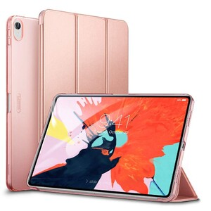 "Купить Чехол ESR Yippee Color Trifold Smart Case Rose Gold для iPad Pro 11"" (2018)"