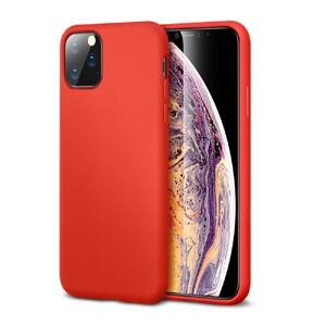Купить Красный силиконовый чехол ESR Yippee Color Red для iPhone 11 Pro