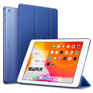 """Купить Магнитный чехол ESR Yippee Trifold Smart Case Navy Blue для iPad 8/7 10.2"""" (2020/2019)"""
