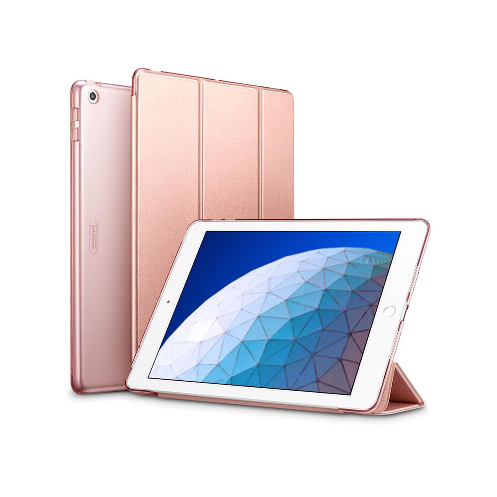 "Купить Чехол-книжа ESR Yippee Trifold Smart Case Rose Gold для iPad Air 10.5"" (2019)"