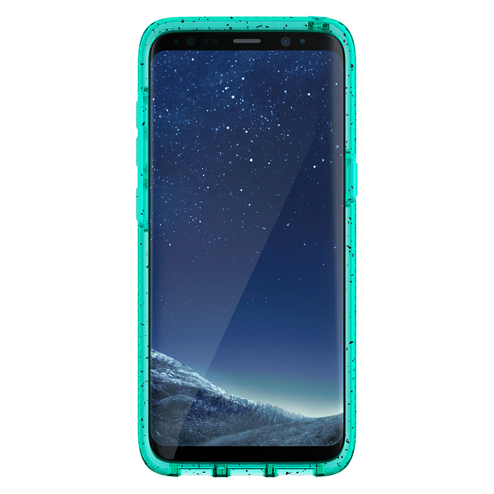 Купить Противоударный чехол Tech21 Evo Check Active Edition Turqoise для Samsung Galaxy S8