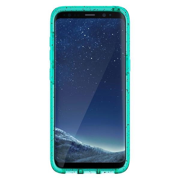 Противоударный чехол Tech21 Evo Check Active Edition Turqoise для Samsung Galaxy S8