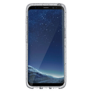 Купить Противоударный чехол Tech21 Evo Check Active Edition Clear/Gray для Samsung Galaxy S8