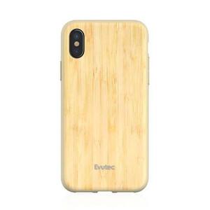 Купить Противоударный чехол Evutec AER Series Wood Bamboo для iPhone X/XS с магнитным автодержателем