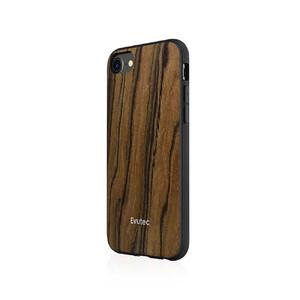 Купить Противоударный чехол Evutec AER Series Wood Burmese Rosewood для iPhone 8/7/6s/6 с магнитным автодержателем