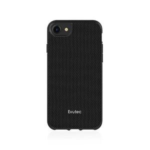 Купить Противоударный чехол Evutec AERGO Series Ballistic Nylon Black для iPhone 8/7/6s/6 с магнитным автодержателем