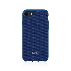 Купить Противоударный чехол Evutec AERGO Series Ballistic Nylon Blue для iPhone 8/7/6s/6 с магнитным автодержателем