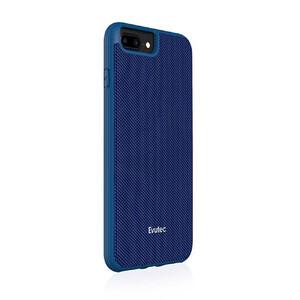 Купить Противоударный чехол Evutec AERGO Series Ballistic Nylon Blue для iPhone 8 Plus/7 Plus/6s Plus/6 Plus с магнитным автодержателем