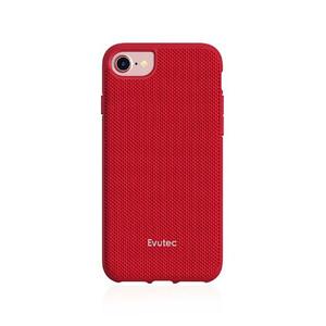 Купить Противоударный чехол Evutec AERGO Series Ballistic Nylon Red для iPhone 8/7/6s/6 с магнитным автодержателем