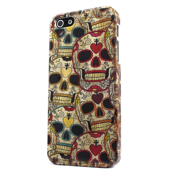 Чехол Skull Bone для iPhone 5/5S/SE