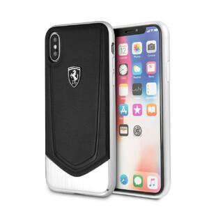Купить Чехол Ferrari Heritage V Black для iPhone X/XS