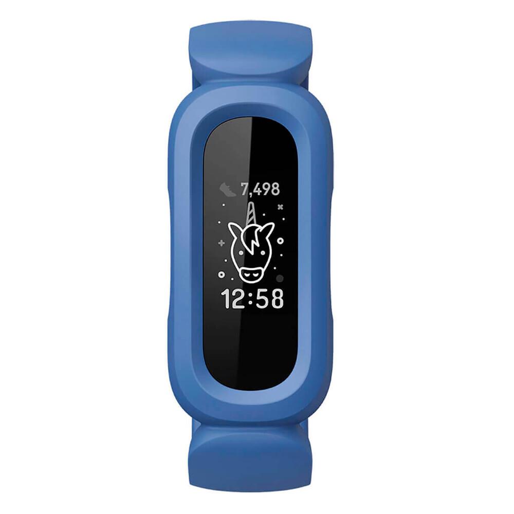 Купить Детский фитнес-браслет Fitbit Ace 3 Blue