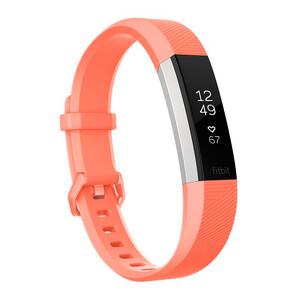 Купить Фитнес-браслет Fitbit Alta HR Small Coral/Stainless Steel