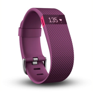 Купить Фитнес-браслет Fitbit Charge HR Plum