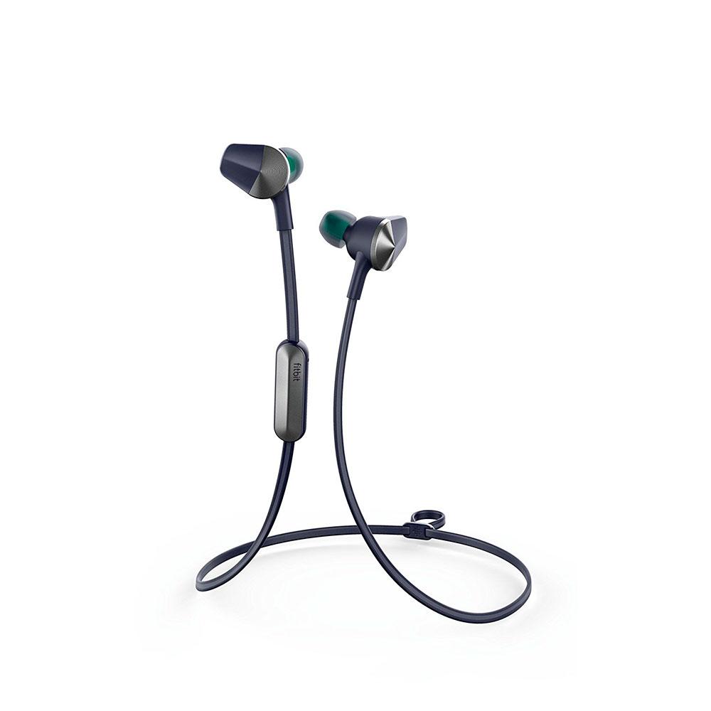Купить Спортивные Bluetooth наушники Fitbit Flyer Nightfall Blue