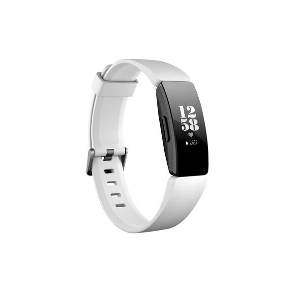 Фитнес-браслет Fitbit Inspire HR White | Black