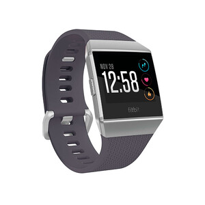 Купить Умные часы Fitbit Ionic S/L Blue Gray/Silver Gray
