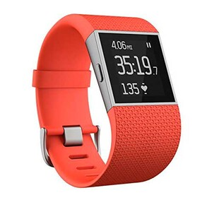 Купить Фитнес-трекер Fitbit Surge Large Tangerine