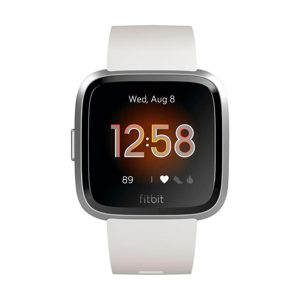 Купить Умные часы Fitbit Versa Lite Edition White | Silver