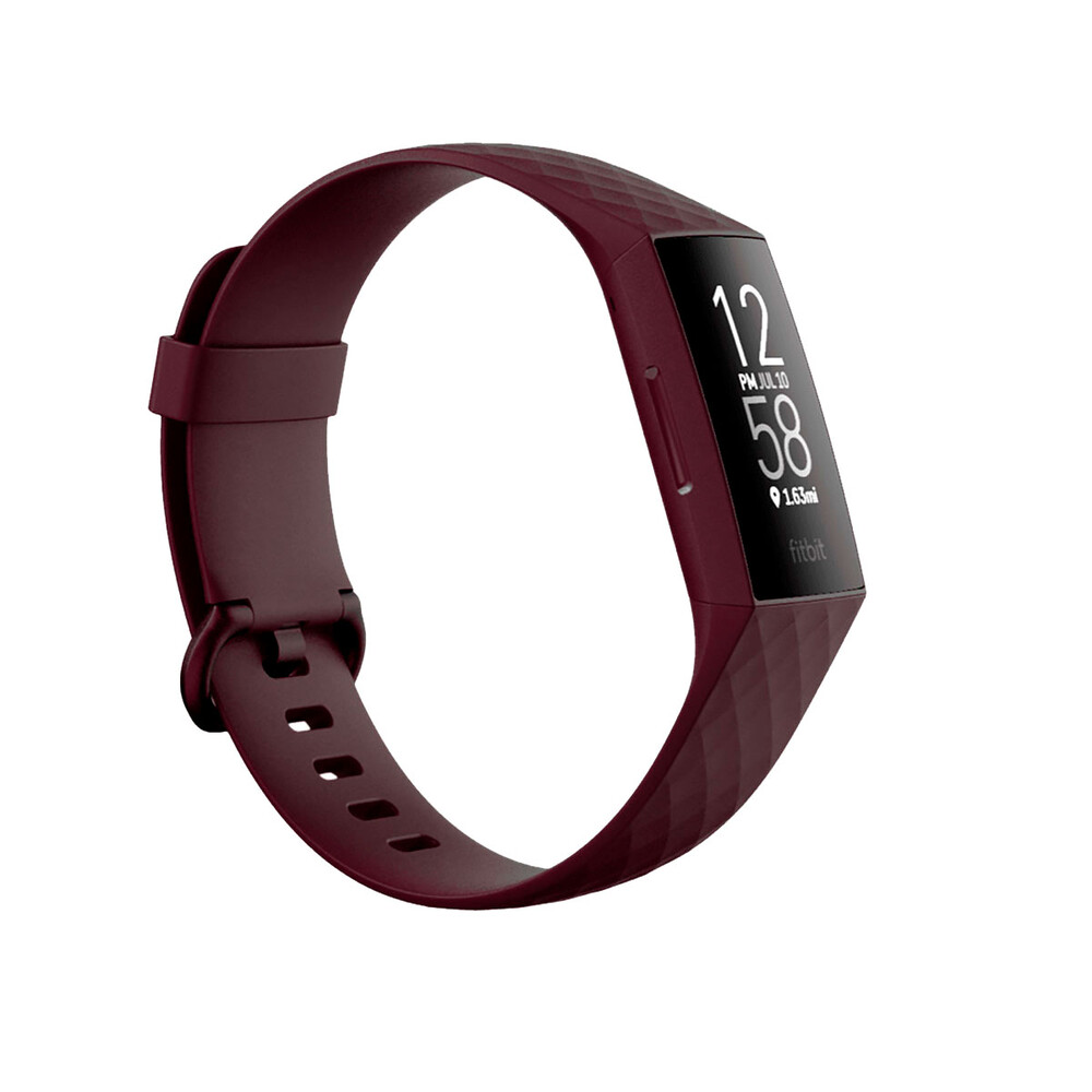 Купить Фитнес-трекер Fitbit Charge 4 Rosewood
