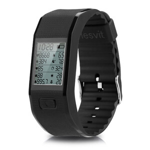 Купить Умный фитнес-браслет oneLounge Hesvit S3 Black