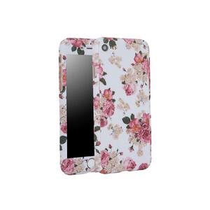 Купить Чехол Floral 360 Degree Rose для iPhone 7/8