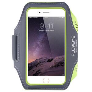 Купить Спортивный чехол Floveme Green для iPhone X/XS/8 Plus/7 Plus/6s Plus/6 Plus