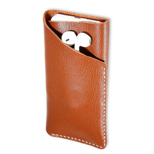 Купить Кожаный чехол-карман FLOVEME Brown для iPhone 7/6s/6/SE/5s/5