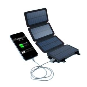 Купить Внешний аккумулятор oneLounge Solar Panel Battery Power Bank 10W