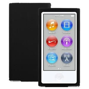 Купить Черный силиконовый чехол WAVE для iPod Nano 7G/8G