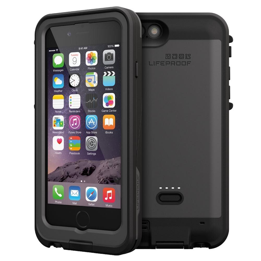 Водонепроницаемый чехол-аккумулятор LifeProof FRĒ Power для iPhone 6/6s