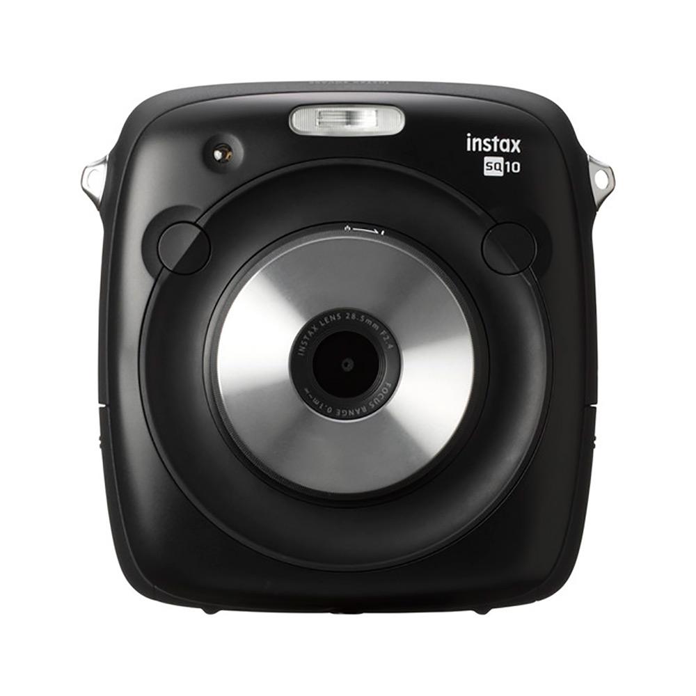 Купить Фотокамера моментальной печати Fujifilm Instax Square SQ10 Black