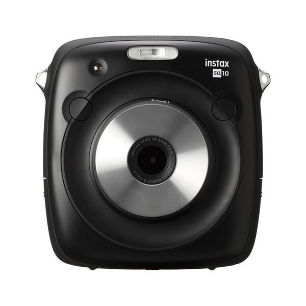 Фотокамера моментальной печати Fujifilm Instax Square SQ10 Black