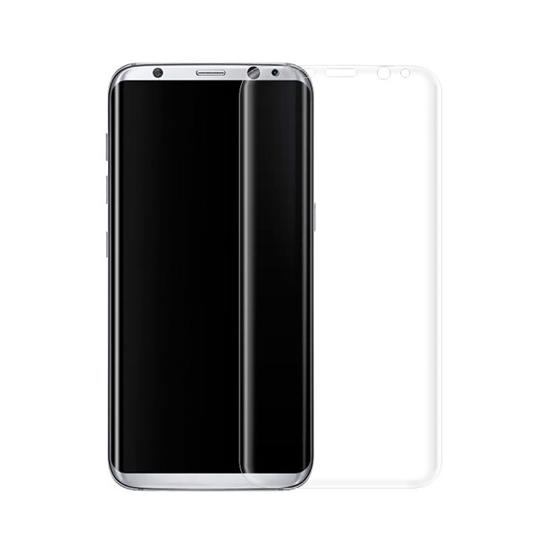 Защитное стекло oneLounge Full Cover Glass Clear для Samsung Galaxy S8