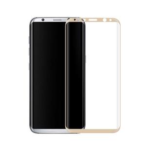 Купить Защитное стекло Full Cover Glass Gold для Samsung Galaxy S8