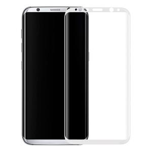 Купить Защитное стекло Full Cover Glass White для Samsung Galaxy S8 Plus
