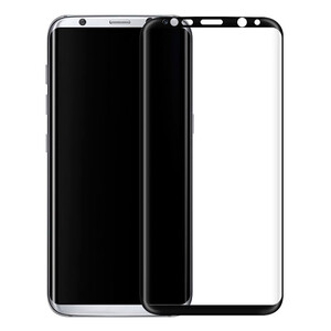 Купить Защитное стекло Full Cover Glass Black для Samsung Galaxy S8 Plus