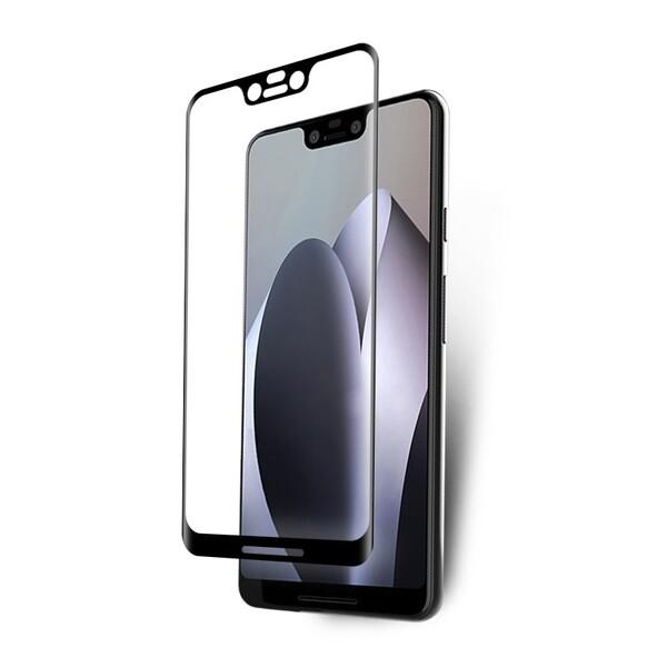 Защитное стекло iLoungeMax SilicolEdge для Google Pixel 3 XL